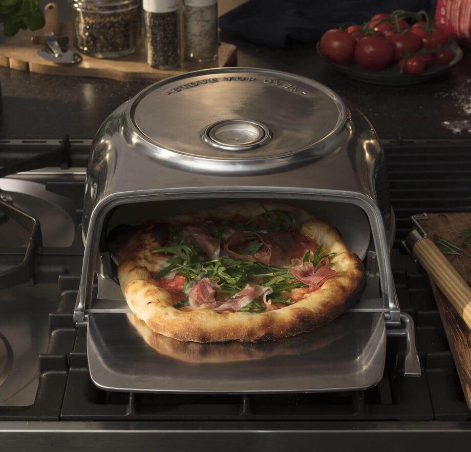 Fernus top stove oven